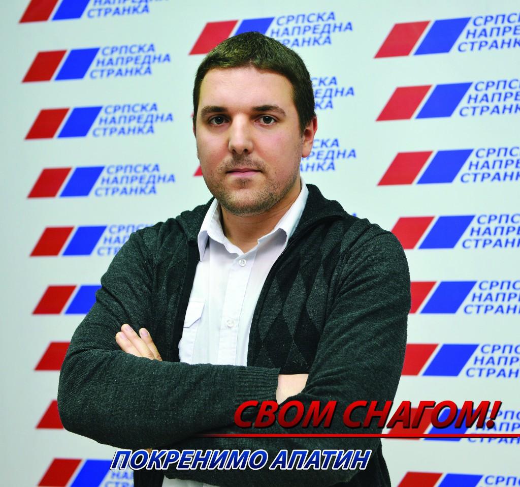 Nove laži Ilije Bursaća poverenika SNS i vlasnika 025 INFO
